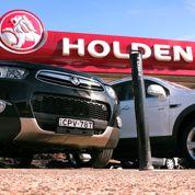 GM arrête la production de Holden en Australie