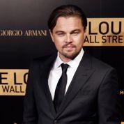 Leonardo DiCaprio au Palais Brongniart