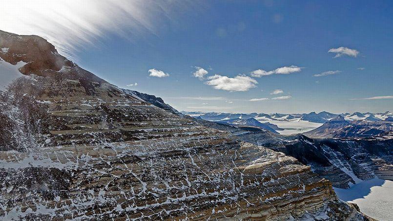 La Nasa identifie l'endroit le plus froid de la Terre