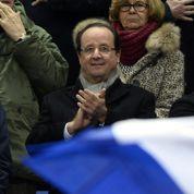 Hollande rêve d'une victoire des Bleus au Brésil