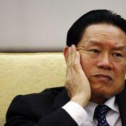 Chine : l'ex-tsar de la sécurité en résidence surveillée