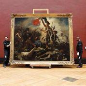 La Liberté de Delacroix n'ira pas en Chine