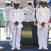 Le dernier adieu des Sud-Africains à Nelson Mandela