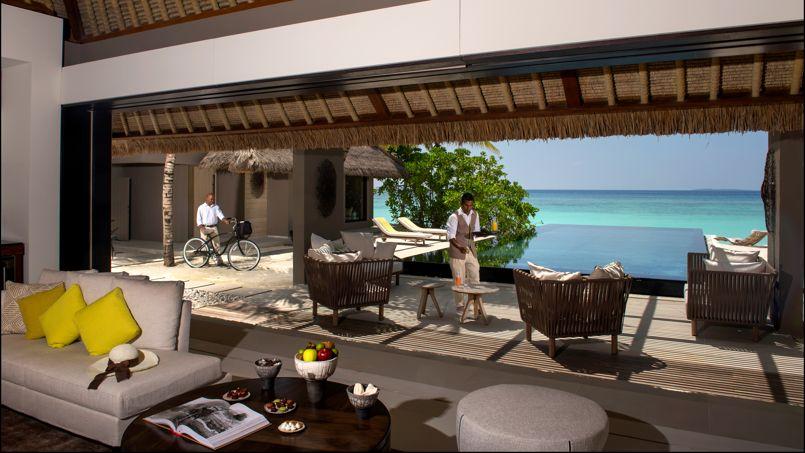 Maldives au paradis du luxe for Au jardin d ozanne