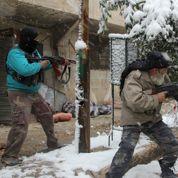 Syrie: la rébellion en danger