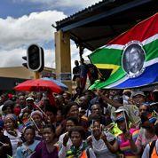 Ferveur et frisson pour le dernier voyage de Nelson Mandela