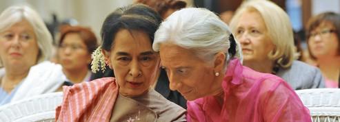 La Birmanie à l'école de la croissance