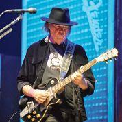 Neil Young sur tous les tons