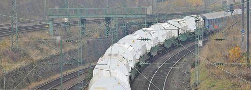 Cinquante ans de cache-cache pour les trains nucléaires français