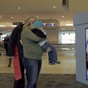 Une compagnie aérienne fait un joli cadeau de Noël à ses passagers