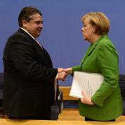 Allemagne: le SPD a transformé une défaite en succès
