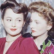 Joan Fontaine et sa sœur ennemie Olivia de Havilland