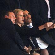 Cameron souhaite vendre son selfie pour la bonne cause