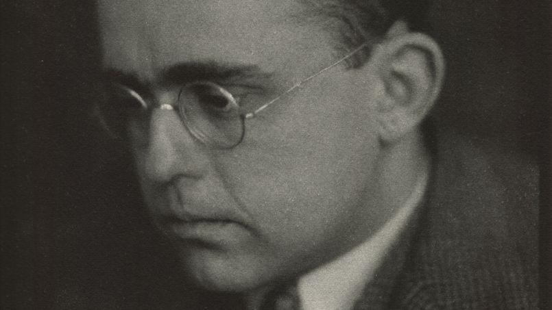 Début 1943, Hildebrand Gurlitt (ici en 1925) a été l'intermédiaire de Goebbels sur le marché de l'art.