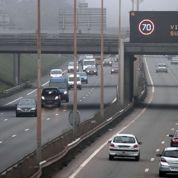 La circulation alternée pourrait être instaurée dès 2014 en cas de pic de pollution