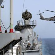 Jeux de guerre froide en mer de Chine