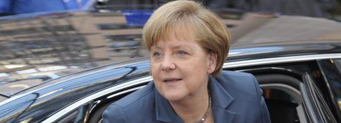 Merkel remet la main sur le volant européen