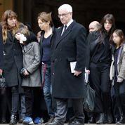 Le clan Birkin affecté aux obsèques de Kate Barry