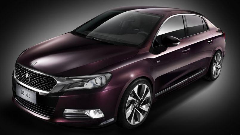 Citroën DS5 LS, une DS 5 dédiée à la Chine