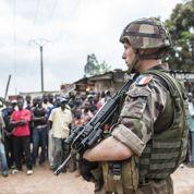 Bangui à l'heure de «Sangaris»