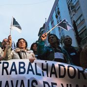 Portugal: la justice censure une mesure d'austérité