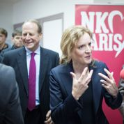 À Paris, NKM se prépare pour le sprint final