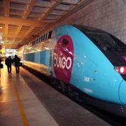 Les TGV Ouigo ne seraient pas encore rentables
