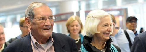 Merrill Newman, le vieil homme sauvé des geôles nord-coréennes