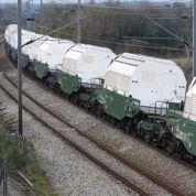 Un wagon de déchets nucléaire a déraillé à Drancy