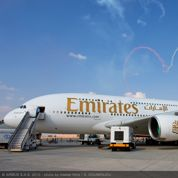 Grâce à Emirates, Airbus double son objectif de vente d'A380