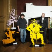 Un étrange orchestre s'invite à l'Opéra Garnier