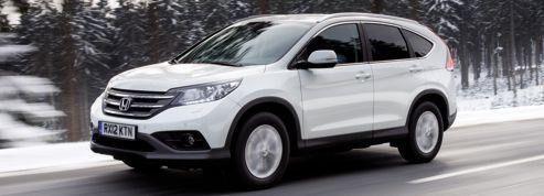 Honda CR-V 1.6 i-DTEC, l'option économique