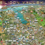 Les lieux de la Silicon Valley où il faut êtrevu