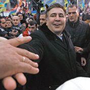 Mikhaïl Saakachvili, révolutionnaire «professionnel»