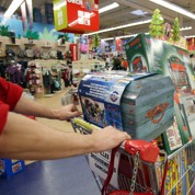 Les achats de Noël dedernière minute ont sauvé la saison