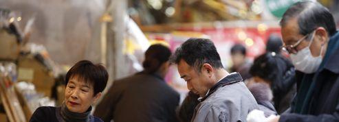 La hausse des prix s'accélère au Japon, au plus haut depuis cinq ans