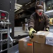 E-commerce: livraisons retardées aux États-Unis