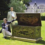 Un coffre de Mazarin, plus haute enchère 2013