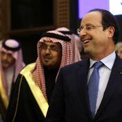 Hollande tend la main aux milieux d'affaires saoudiens