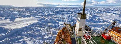 L'interminable sauvetage du navire piégé dans les glaces de l'Antarctique