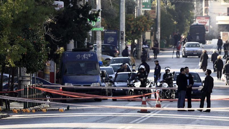 Athènes inquiète après l'attentat contre l'ambassadeur d'Allemagne