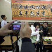 Le président chinois affiche la sobriété