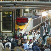 Eurostar a transporté 10 millions de passagers en 2013