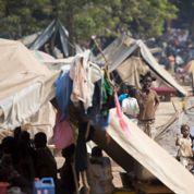 Le grand désarroi des réfugiés de l'aéroport de Bangui