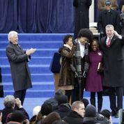 Bill de Blasio, le nouveau maire de New York, prête serment