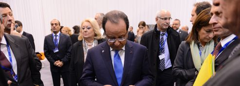 François Hollande de retour sur les réseaux sociaux