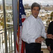 Kerry revient parler de la paix israélo-palestinienne