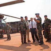Centrafrique : l'armée française peine à sécuriser Bangui