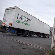 Quatre offres de reprise pour Mory Ducros