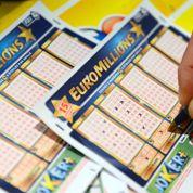Euro Millions: une cagnotte de 112 millions en jeu vendredi